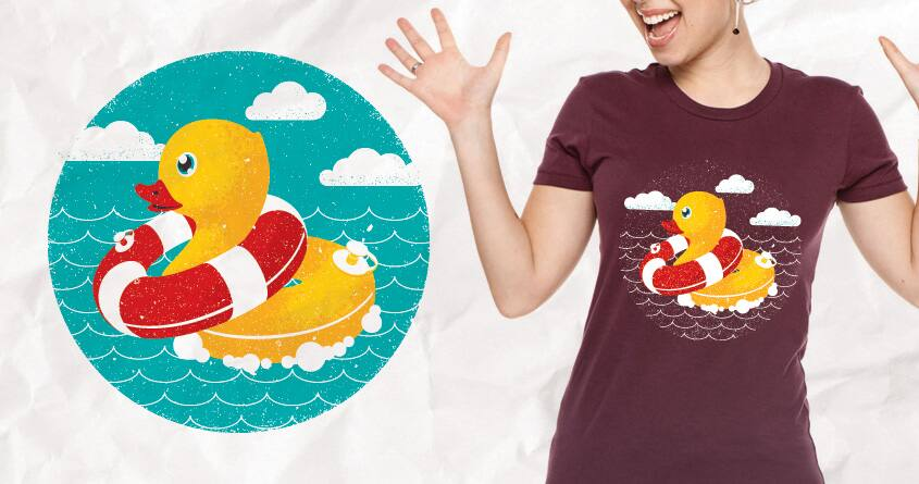 Lifeguard by maxter on Threadless