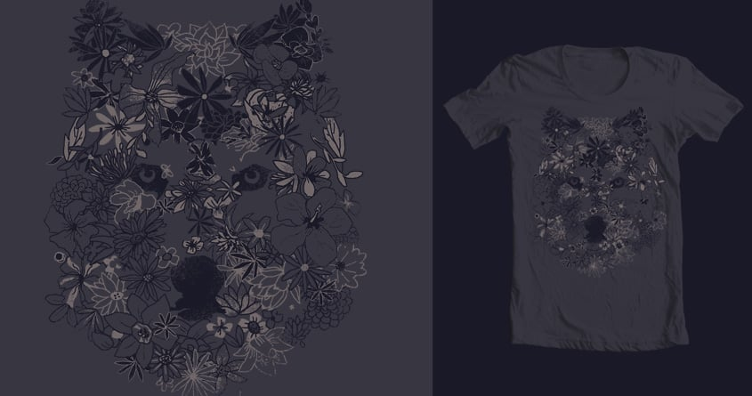Lupus Herbaceous by wytrab8 on Threadless