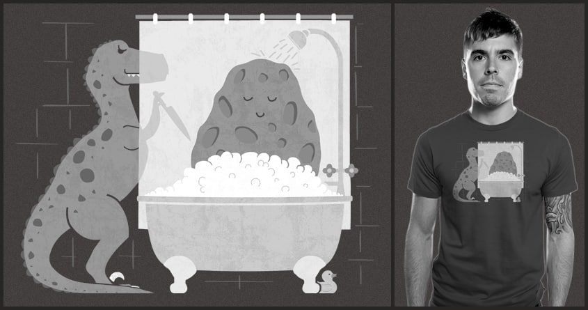 Meteor Shower by TeoZ on Threadless