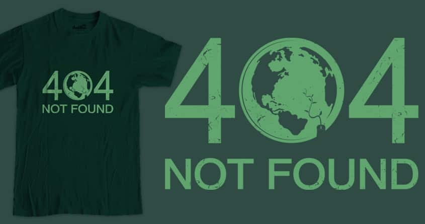 Not found by yanmos on Threadless