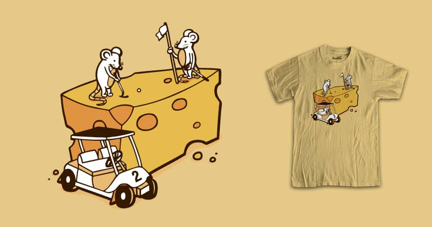 Par Cheesy by davidfromdallas on Threadless