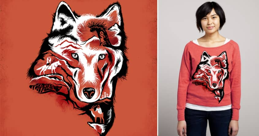 Moro  by ignzed on Threadless