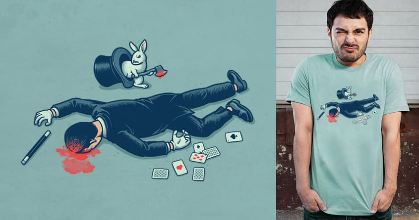 Refused To Cooperate by ben chen on Threadless
