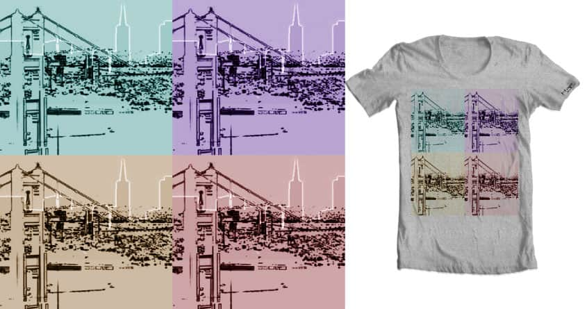 S.F Pride Design  by MO-Ts on Threadless