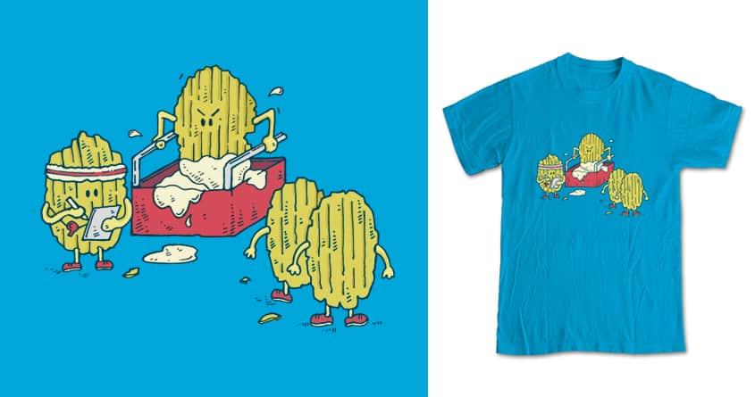 Dips by Gabrielng on Threadless