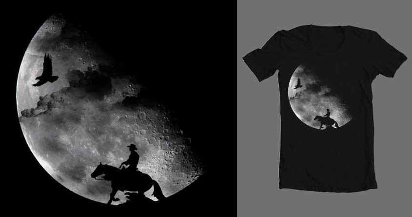 Night Rider by haydngolden on Threadless