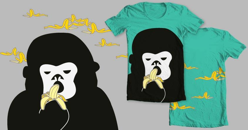 behind the scene by ruxiu on Threadless