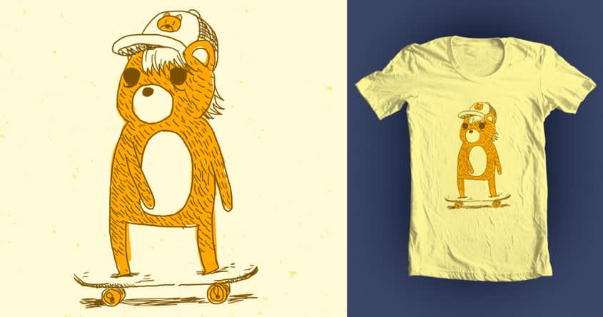 Bear Style by fravila on Threadless