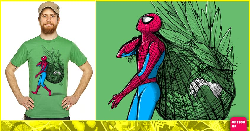 'It's a Web. i mean Wrap.' by anwarrafiee on Threadless