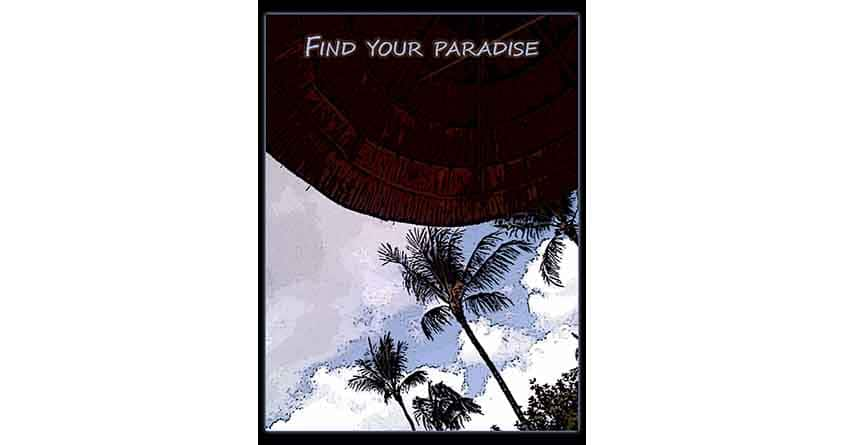 Find Your Paradise by pisces311grl on Threadless