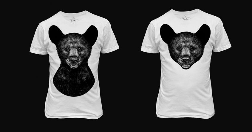 Little Bear by Salamanderlich on Threadless
