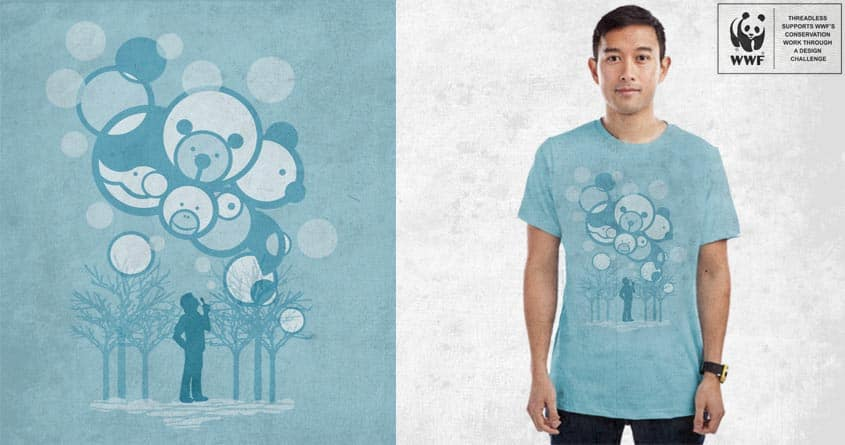 Don't Burst the Bubble by ArTrOcItY on Threadless