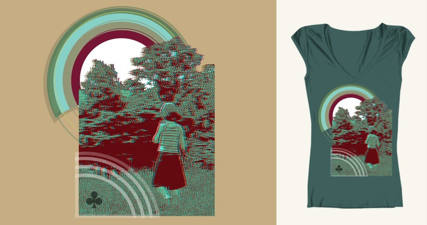 Yestersummer by meg.claridge-dupe1 on Threadless