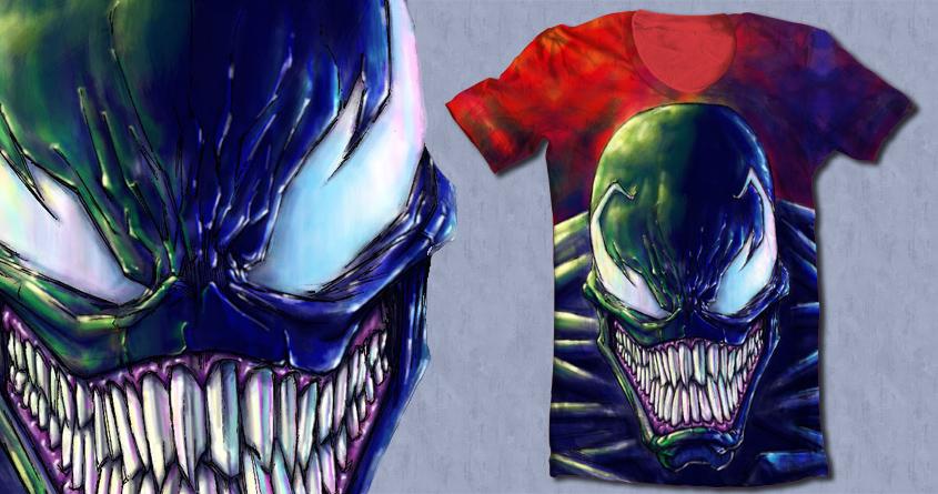 Venom's Smile by XavierQ on Threadless