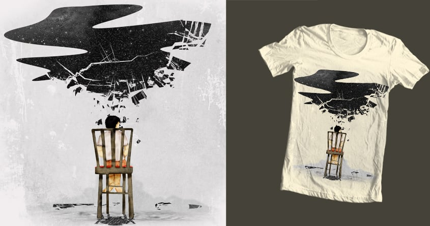 When all the beutiful things is gone by Jaypeeills on Threadless