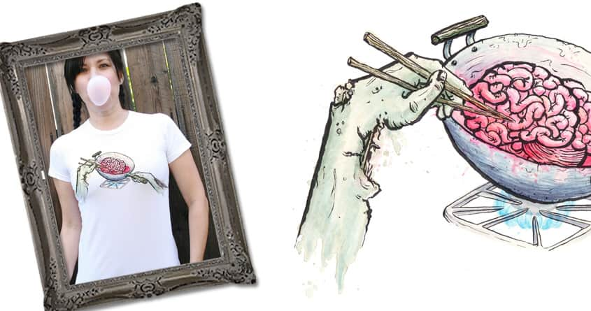Woking Dead by Luke... on Threadless