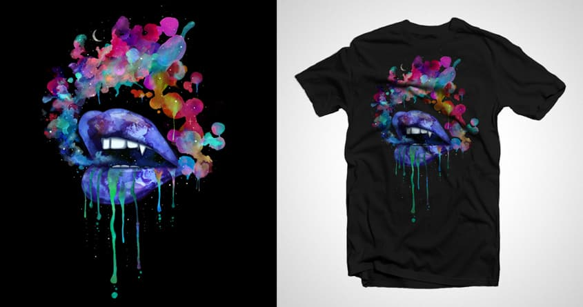 Acid Rain  by westond on Threadless