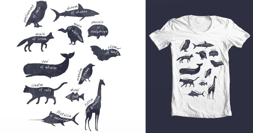 Collectives by P0ckets and katietime on Threadless