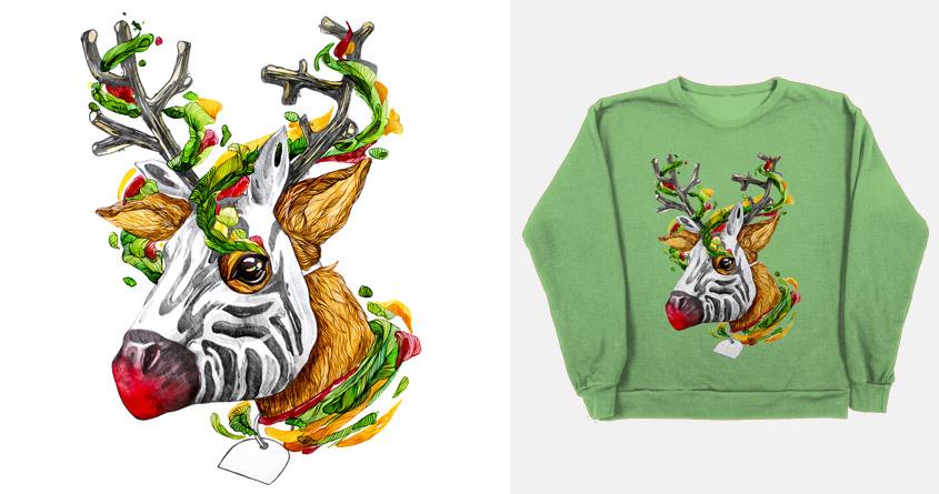 Christmas Mummery by basotta on Threadless