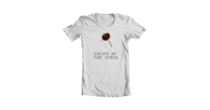 Bad Apple by Jazzazzy on Threadless