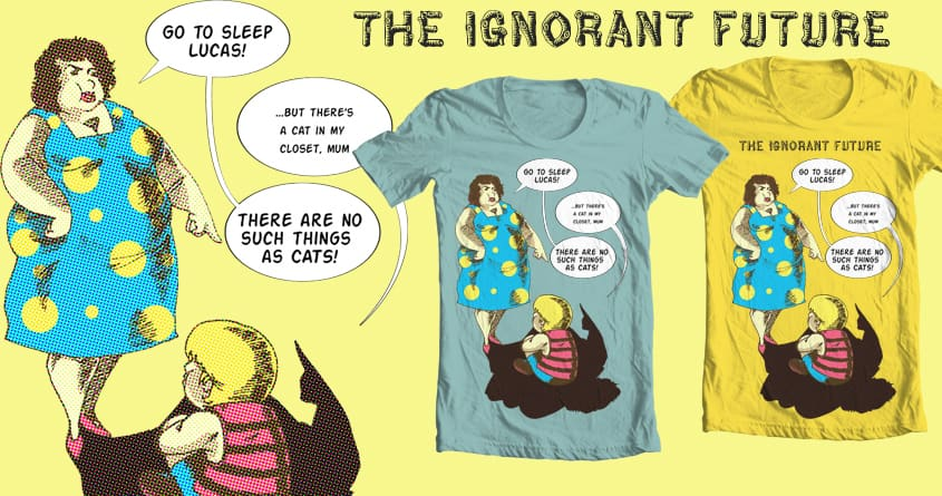 The Ignorant Future II by mac_owen on Threadless
