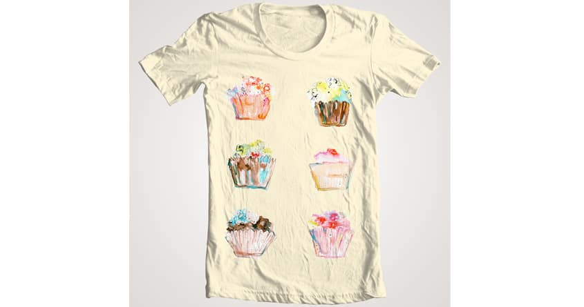 cupcakes by belkin on Threadless