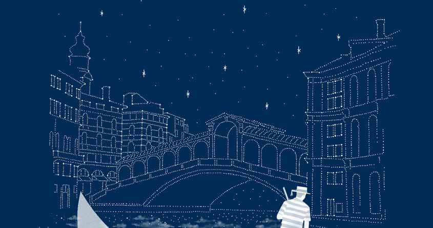 a night in Venice by rejagalu on Threadless