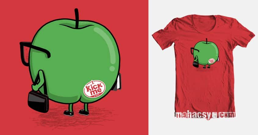 first day by Andreas Mohacsy on Threadless