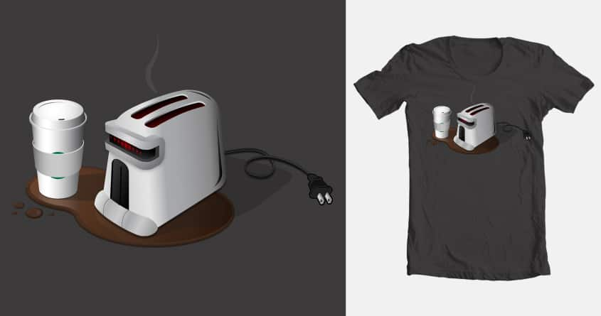 fracking toaster by flamingm0nk_1 on Threadless