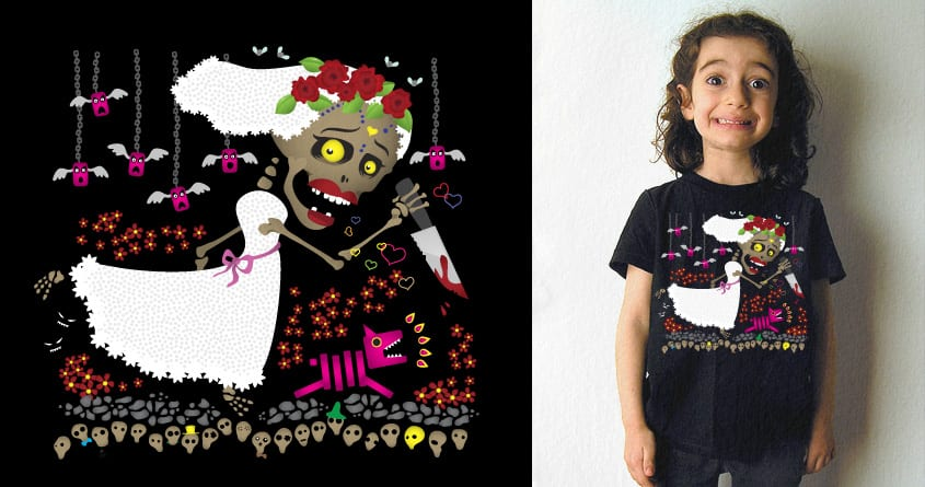 Mad Frida by kerb23 on Threadless