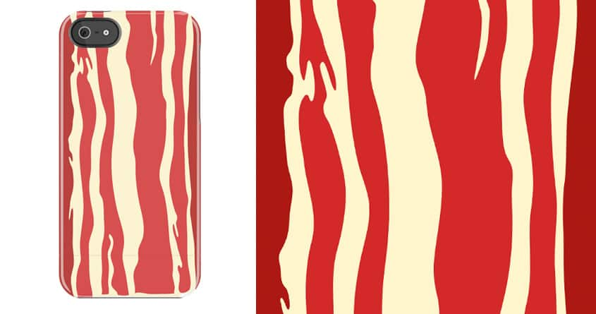 Bacon gaga by Cnatch on Threadless