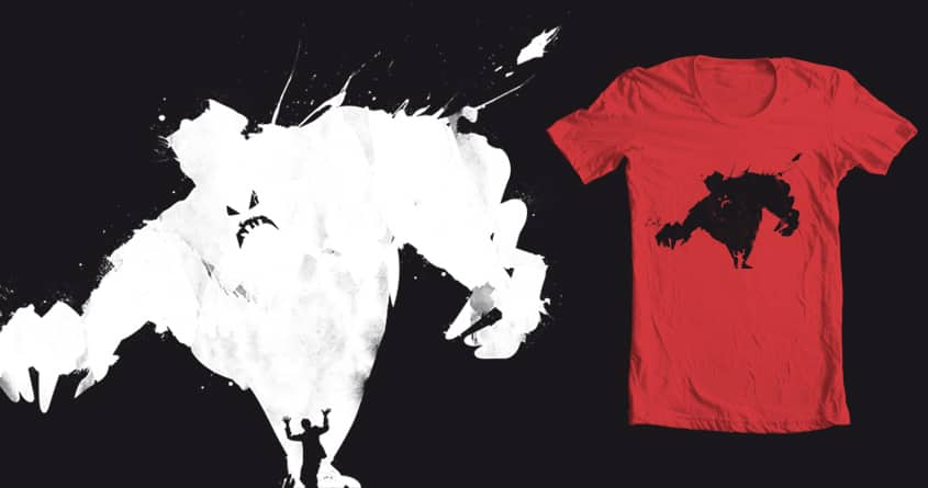 The Beast within by scohojo on Threadless
