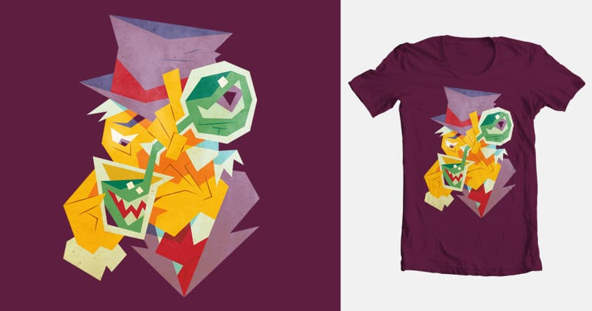 Personality Distorter by spencer fruhling on Threadless