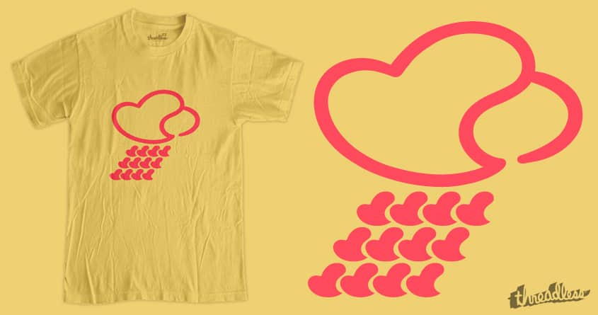 Lovely drops by yanmos on Threadless