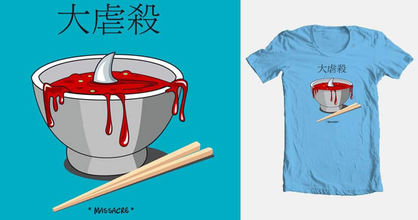 massacre by kang98 on Threadless