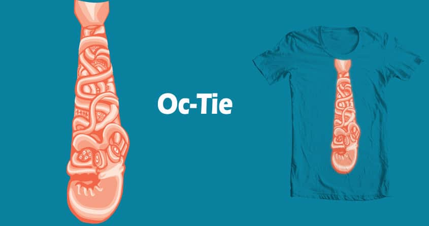 Oc-Tie by TheDesktopZombie on Threadless