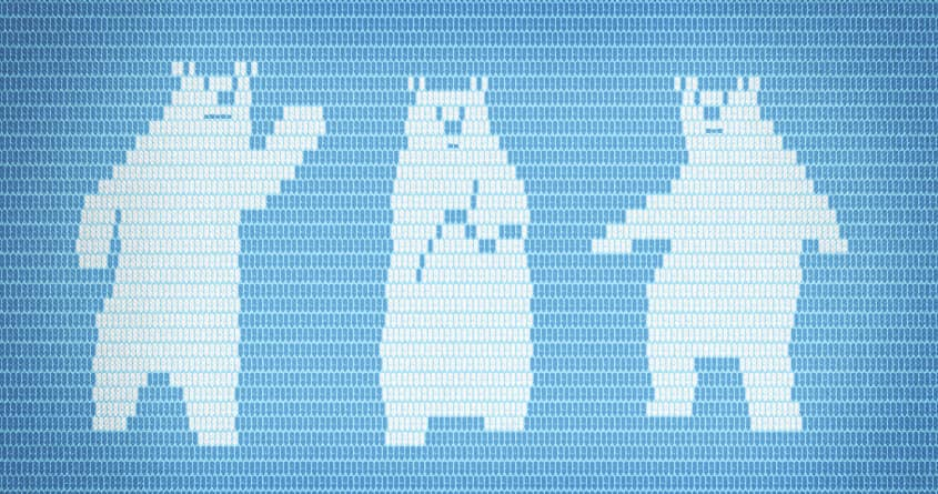 Save polar bears, saving energy. by Quique Ruiz on Threadless