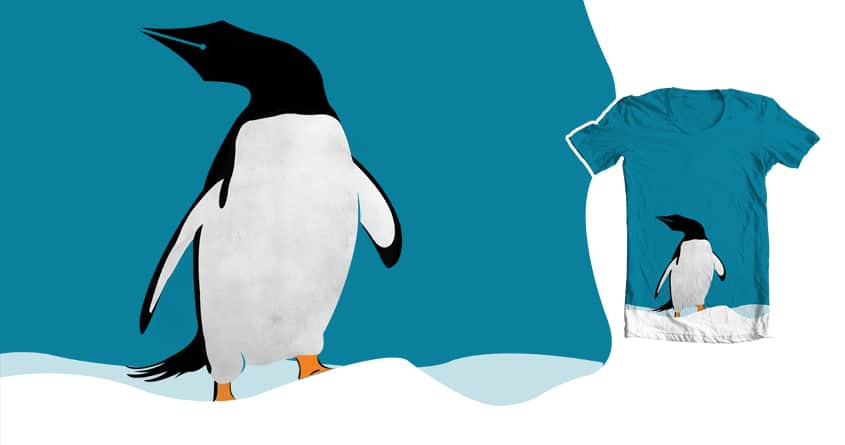 PENguin by Evan_Luza on Threadless