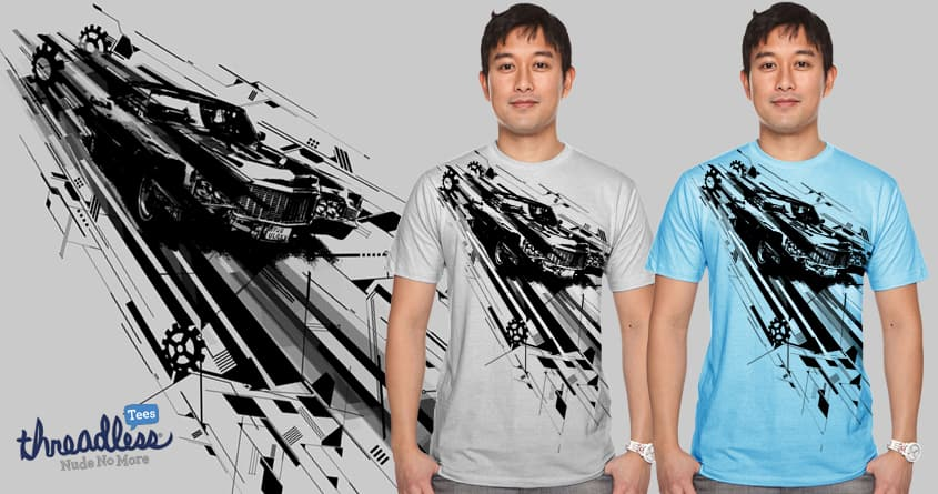 Speed Mechanism by chingmoncheng on Threadless