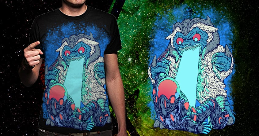 Another planet survival by Villainmazk on Threadless