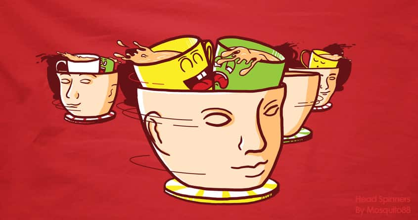 Head Spinners by Mosquito88 on Threadless