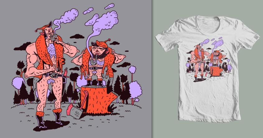 Richards the Fourth by BurritoGoblin on Threadless