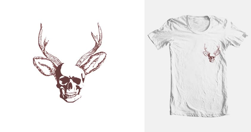 SKull-vil by gabriel1314 on Threadless