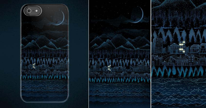 Midnight Journey by dandingeroz on Threadless
