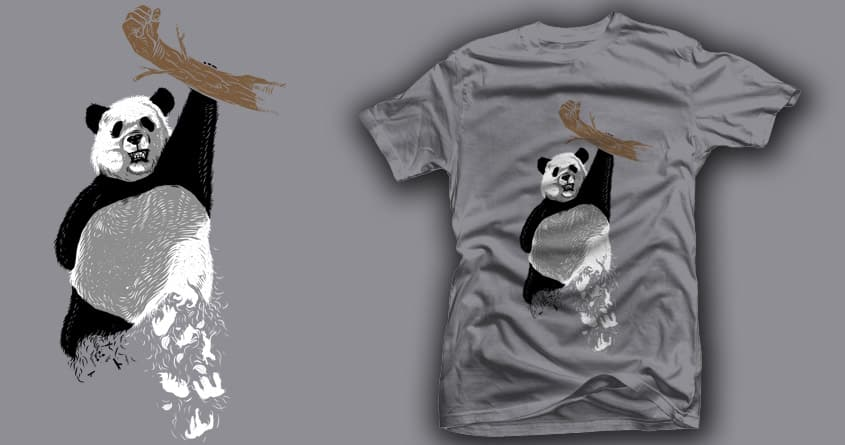 don't let them fall by mr. kilo_one on Threadless
