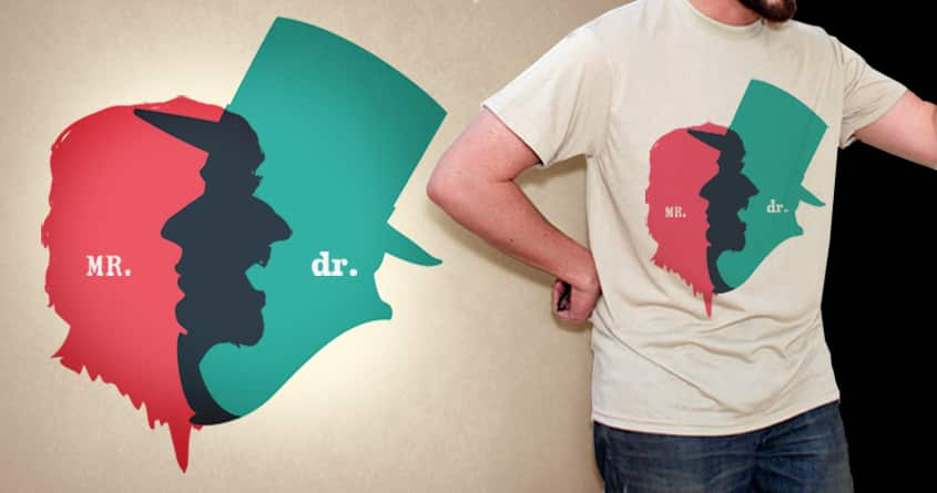 two sides by selfish presley on Threadless