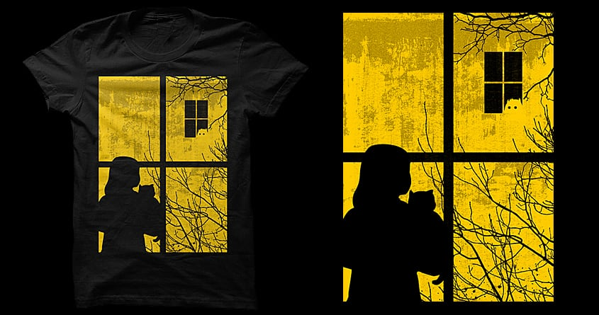 A Strange Encounter by nielquisaba on Threadless