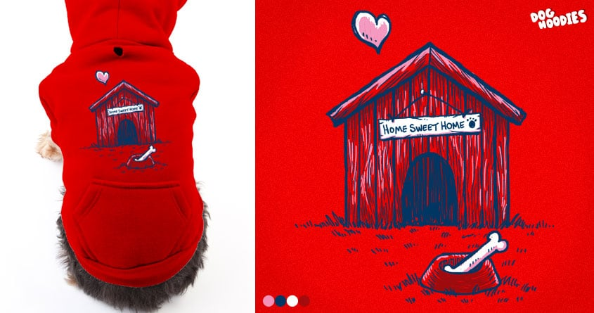 Home Sweet Home by nickv47 on Threadless