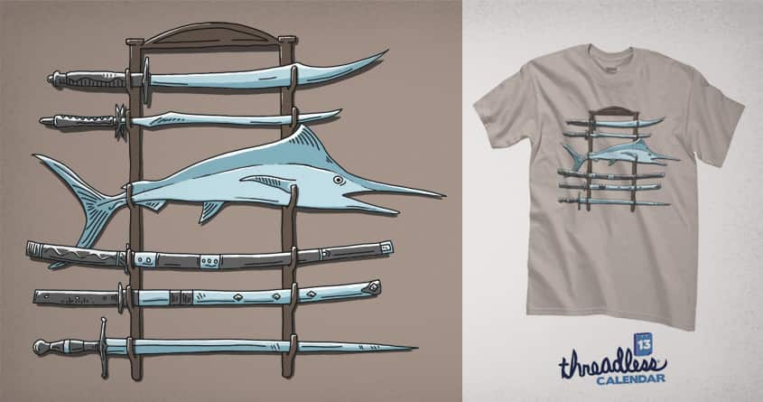 Sword collection by Raulio on Threadless