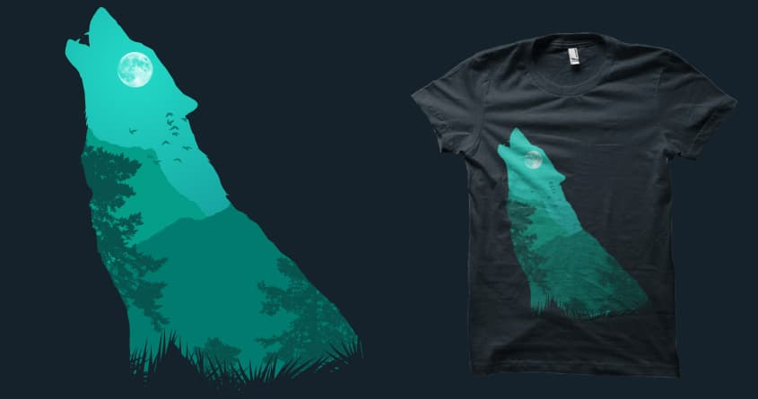 The Sound Of Nature by filiskun on Threadless